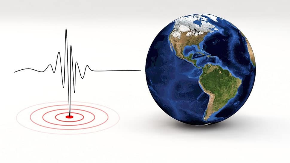 Undersea quake strikes south of Bali in Indonesia