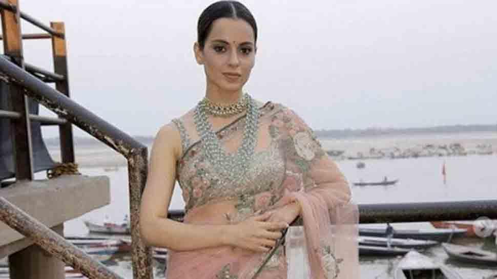 I'm attacked for taking on Bollywood biggies: Kangana Ranaut