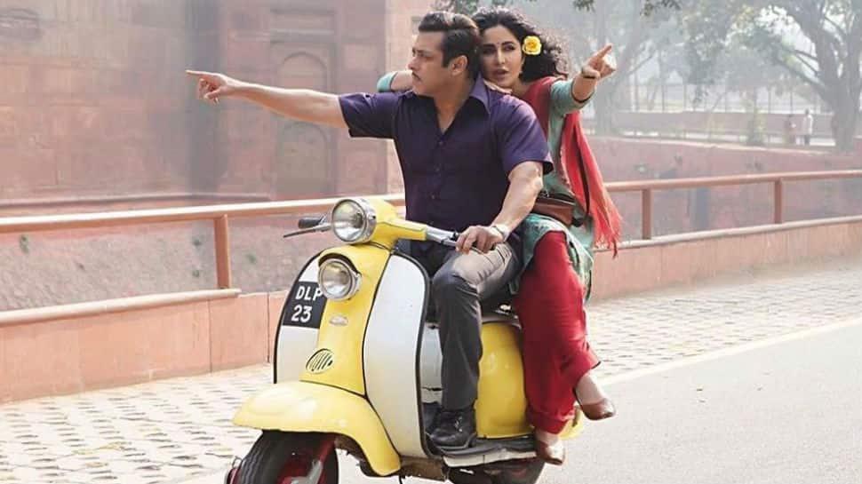 Dear Katrina Kaif, here's a lovely birthday greeting from Salman Khan