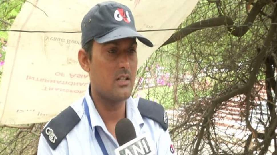 JNU security guard, who cracked university's entrance exam, to study Russian