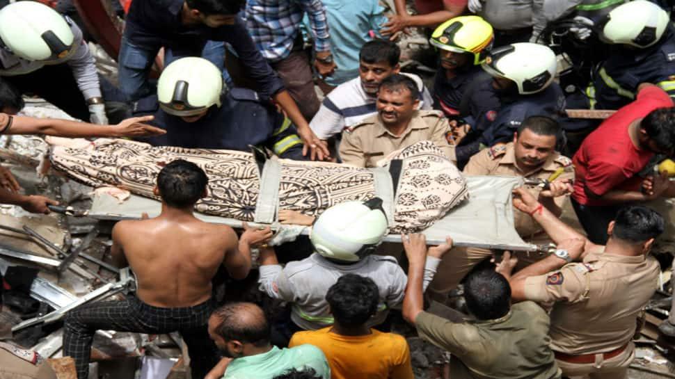 Mumbai building collapse: CM Devdendra Fadnavis announces compensation for victims