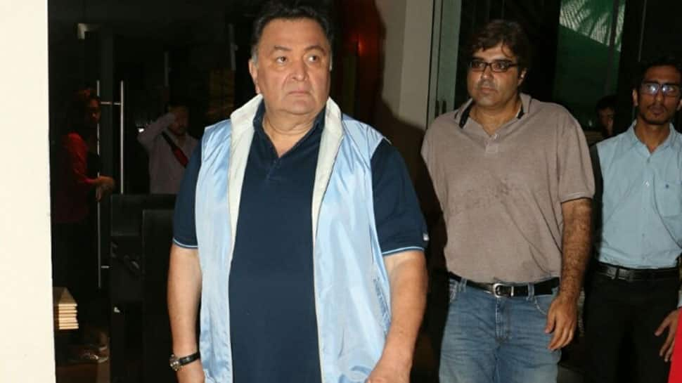 Rishi Kapoor opens up on battling cancer, says it's in 'remission', lost 26 kgs in first four months