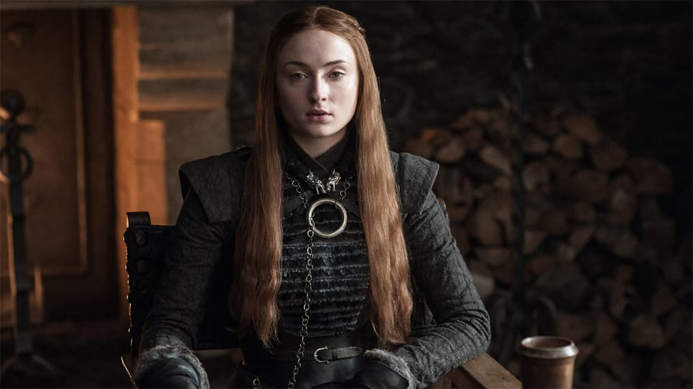 Sophie Turner 'humbled' to be nominated for Emmy