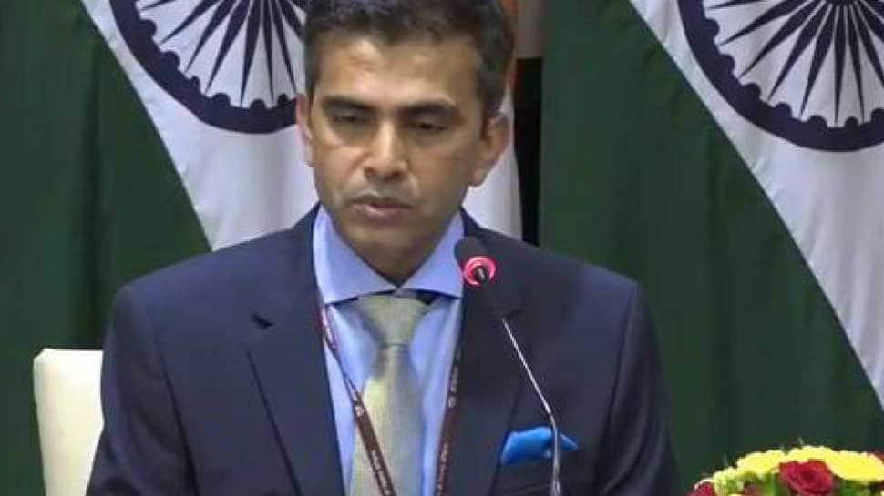 ICJ verdict on Kulbhushan Jadhav upholds India's claim of Pakistan violating Vienna Convention: MEA