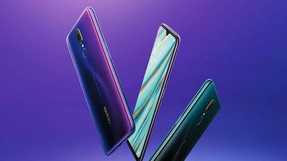 OPPO A9 launched in India for Rs 15,490