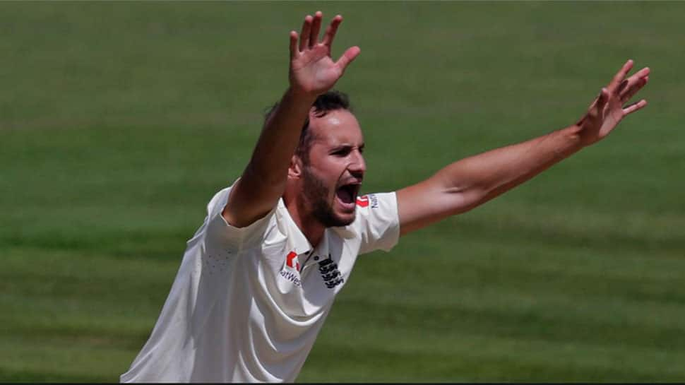 Test match call-up leaves English bowler Lewis Gregory speechless