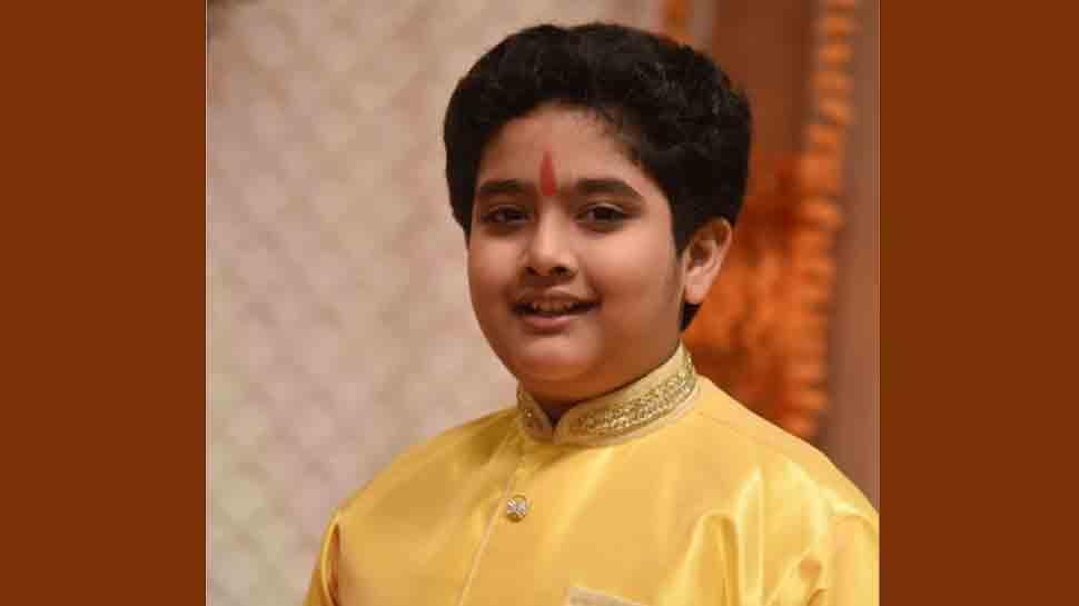 Image result for Sasural Simar Ka child actor Shivlekh Singh dies in car accident