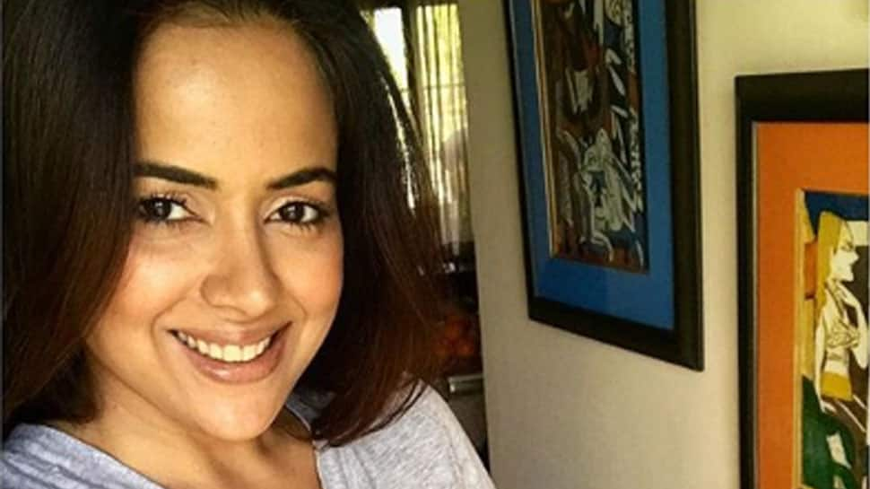 Stitches hurt like mad: Sameera Reddy on C-Section