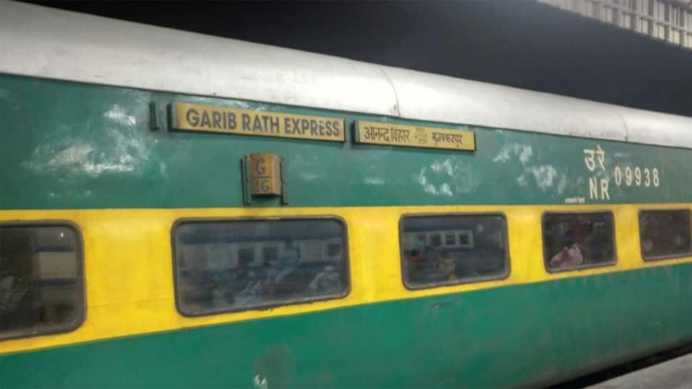 Garib Rath to continue, Railways denies reports of train ending its run