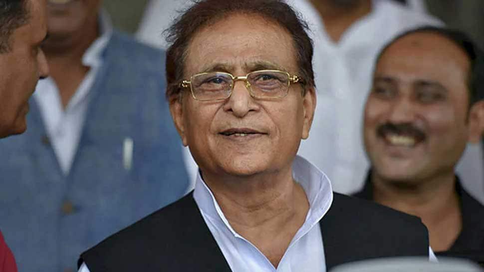 SP MP Azam Khan's name put on UP govt's 'anti-land mafia' portal