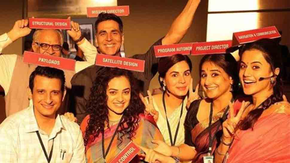 Akshay Kumar's Mission Mangal trailer sets off meme fest