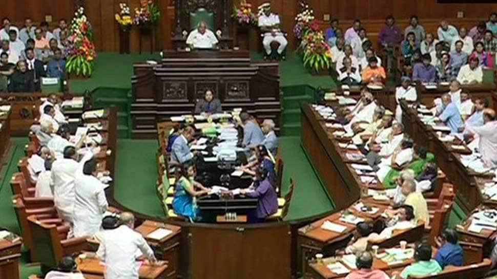 Karnataka trust vote delayed till Monday; BJP says Congress, JDS wasting taxpayers' money