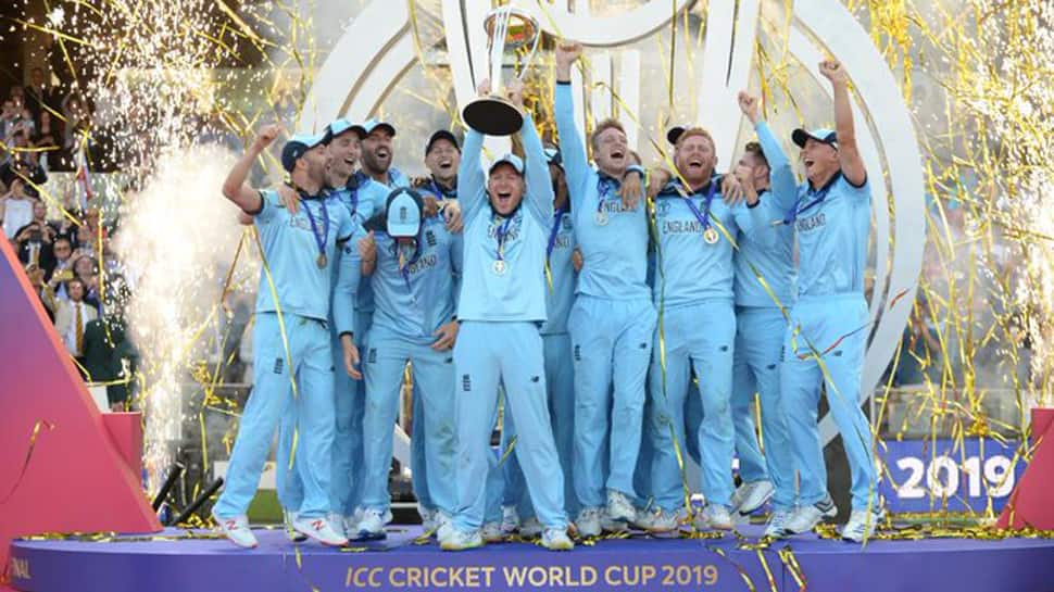England captain Eoin Morgan troubled by World Cup win, says not 'fair to have result like that'