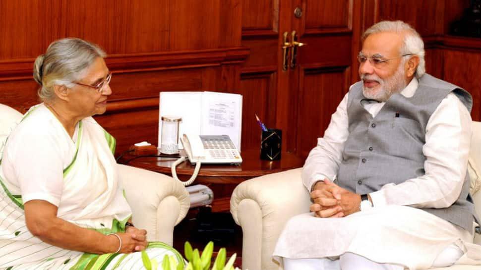Sheila Dikshit dies at 81; President Kovind, PM Modi, Arvind Kejriwal express grief