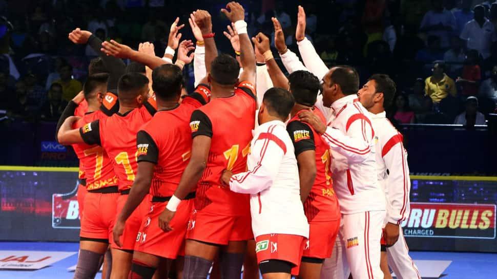 PKL 2019, Bengaluru Bulls vs Patna Pirates: As it happened