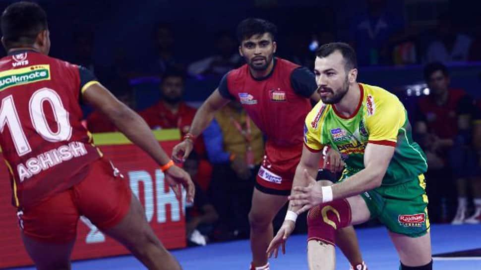 Pro Kabaddi League 2019: Bengaluru Bulls defeat Patna Pirates 34-32 in campaign opener