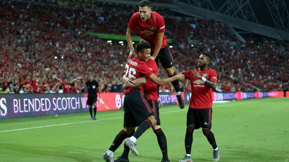 Teenager Mason Greenwood gives Manchester United win over Inter Milan