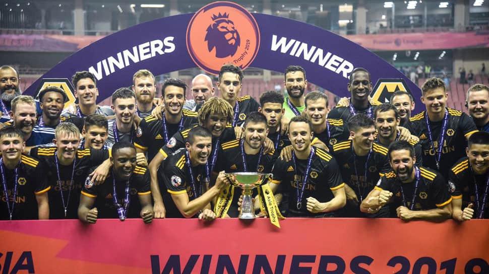Rui Patricio denies Manchester City as Wolverhampton Wanderers win Asia Trophy