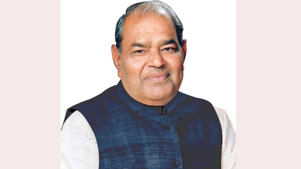 Former Delhi BJP president Mange Ram Garg dies
