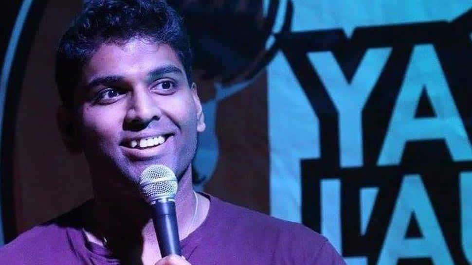 Speaking on anxiety, Indian-origin comedian Manjunath Naidu dies on stage in Dubai