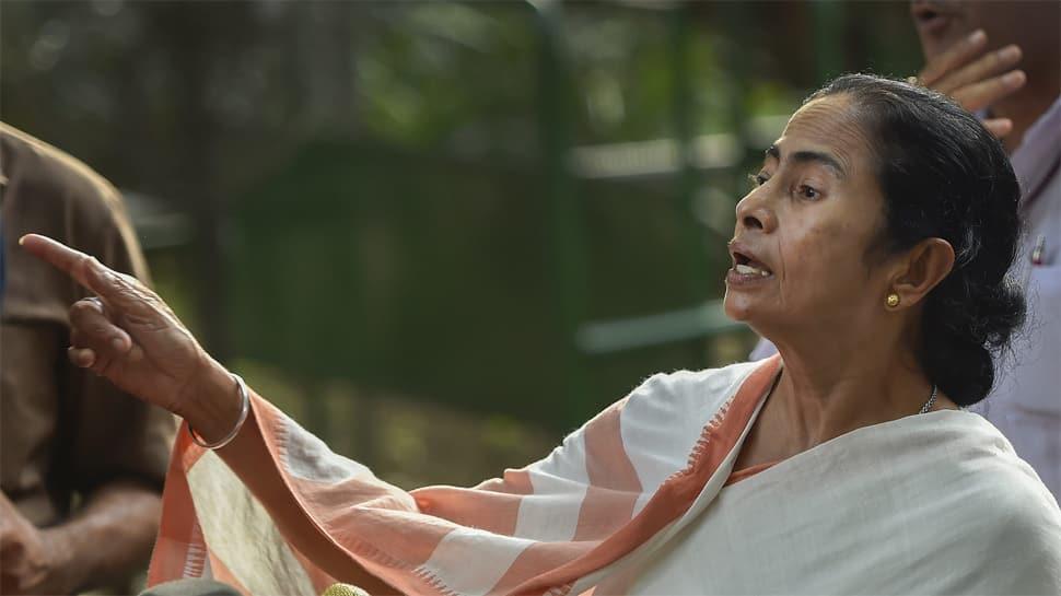 'Restore Democracy': Mamata Banerjee trains guns at BJP at TMC's mega Martyrs' Day rally in Kolkata