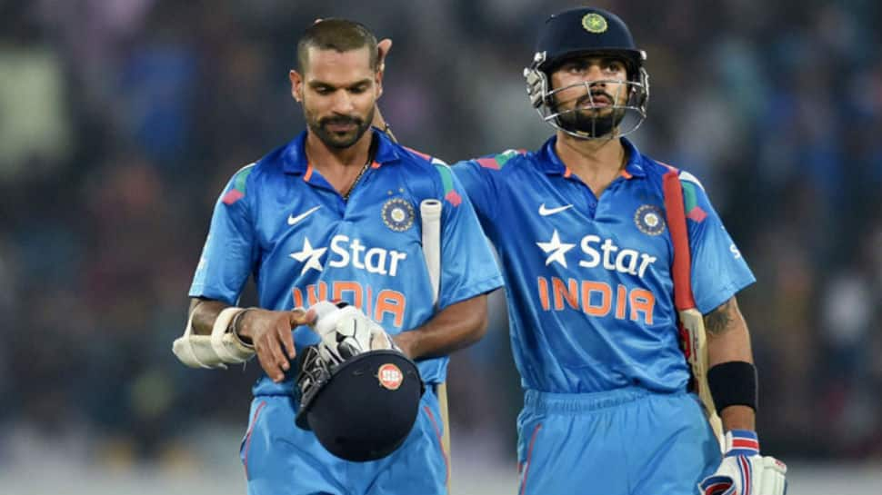 Virat Kohli to lead, Shikhar Dhawan returns for India's tour to West Indies