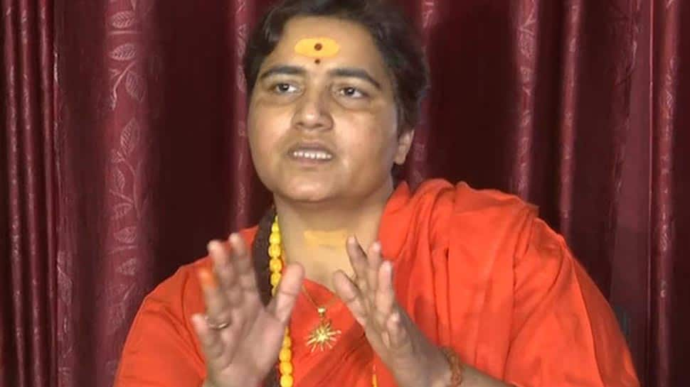 Didn't become MP to clean toilets and drains, says BJP's Sadhvi Pragya Singh Thakur