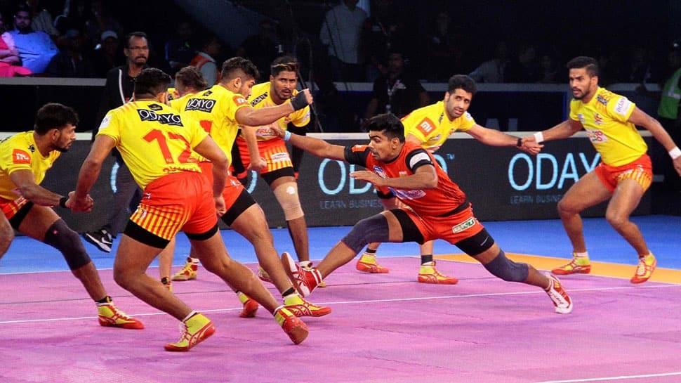 PKL 2019, Gujarat Fortune Giants vs Bengaluru Bulls: As it happened