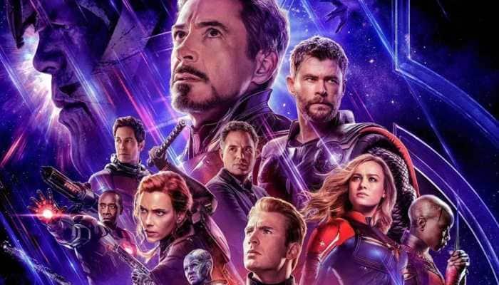 From 'Black Widow' to 'Blade' reboot: Marvel unveils huge slate of upcoming films, series