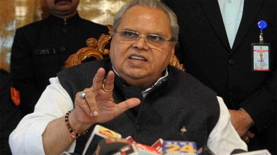 Kill the corrupt and those who looted Kashmir: J&K Governor Satya Pal Malik to terrorists