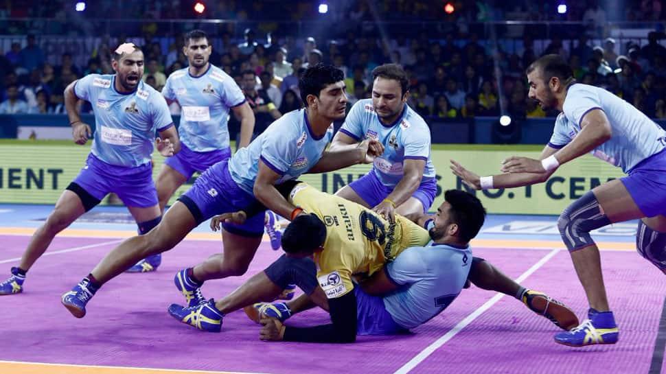 PKL 7: Tamil Thalaivas defeat Telugu Titans 39-26 in season's first southern derby