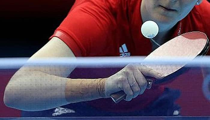 Commonwealth Table Tennis Championship:  G Sathiyan-Archana Kamath grab gold in mixed doubles