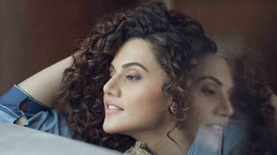 Taapsee Pannu responds to Kangana Ranaut's sister 'sasti copy' comment, says 'she can't play nepotism card with me'