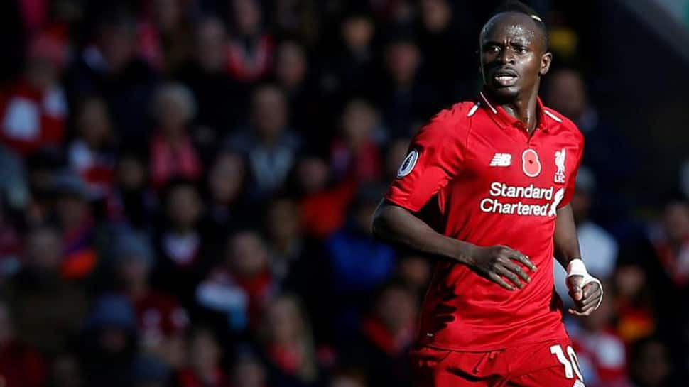 Sadio Mane to make Liverpool return after clash against Manchester City