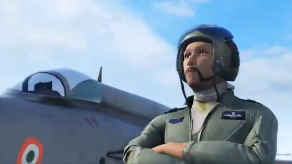 Watch: IAF mobile game teaser featuring Abhinandan Varthaman and Balakot airstrike