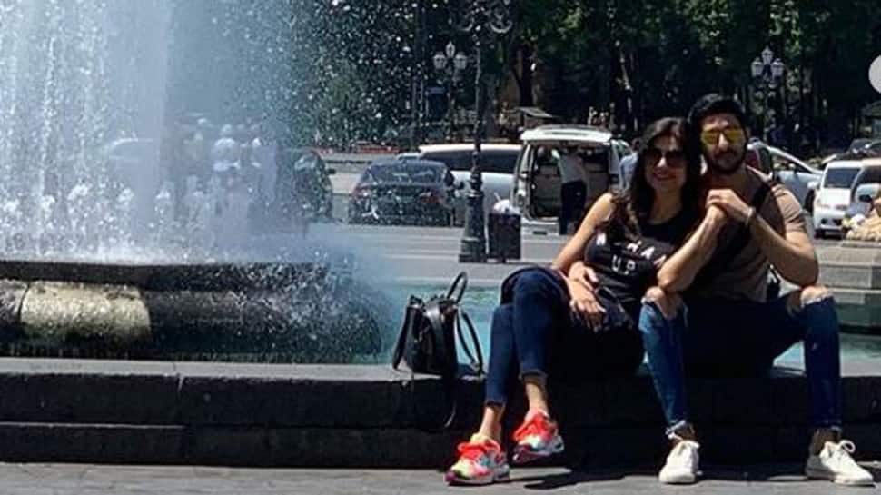 Sushmita Sen holidays in Armenia with Rohman Shawl, shares loved-up pictures-See inside