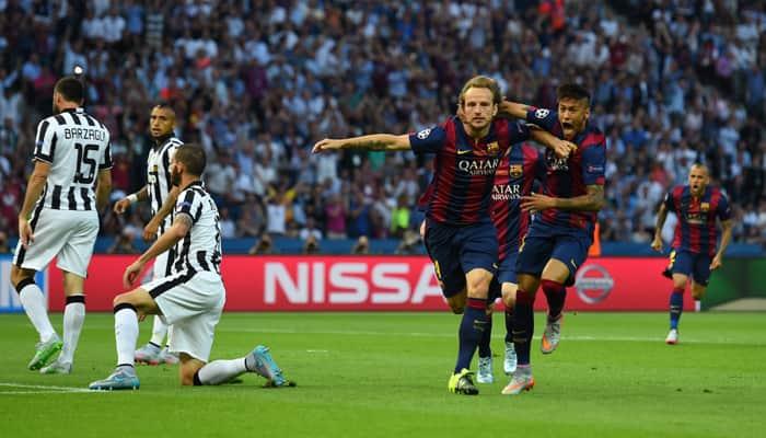 Barcelona midfielder Ivan Rakitic unmoved by transfer rumours