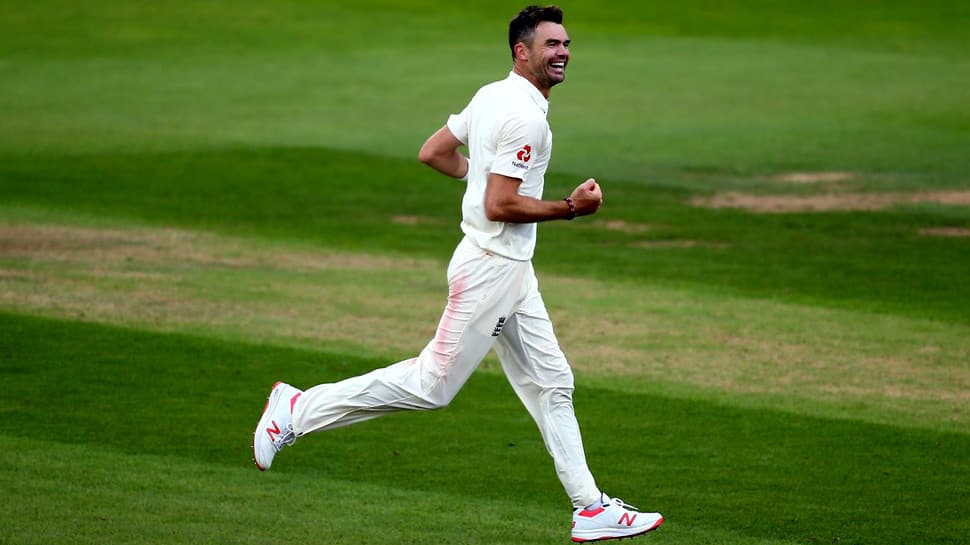 Chance for England's James Anderson to reclaim No.1 spot in ICC Test rankings
