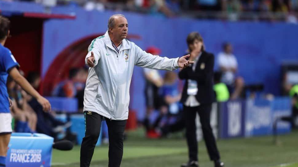 Brazil women's football team part ways with coach Vadao