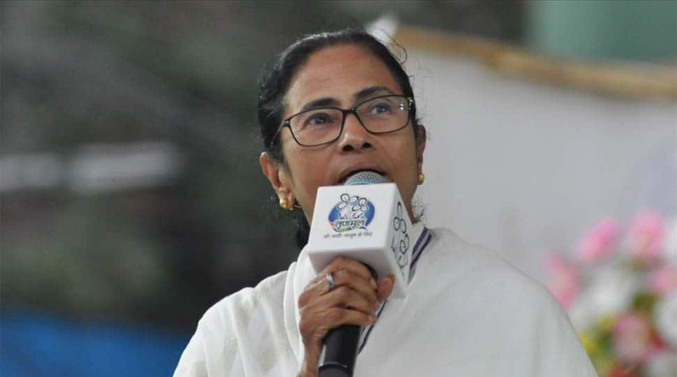 Mamata Banerjee hits out at BJP-led Centre for bringing Durga puja committees under IT Department