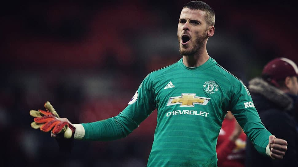 David De Gea keen to captain Manchester United as keeper nears new deal