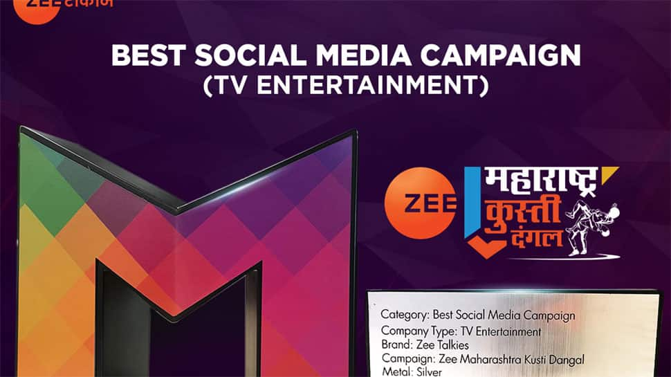 Zee Talkies bags Afaqs Media Brand Award for the Best Social Media Campaign