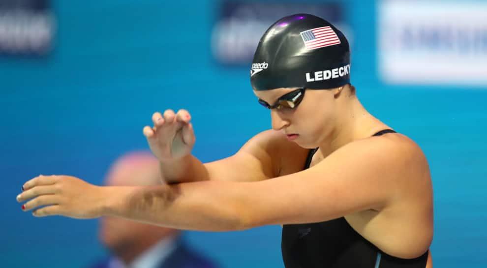 American swimmer Katie Ledecky's illness shocks World Championships