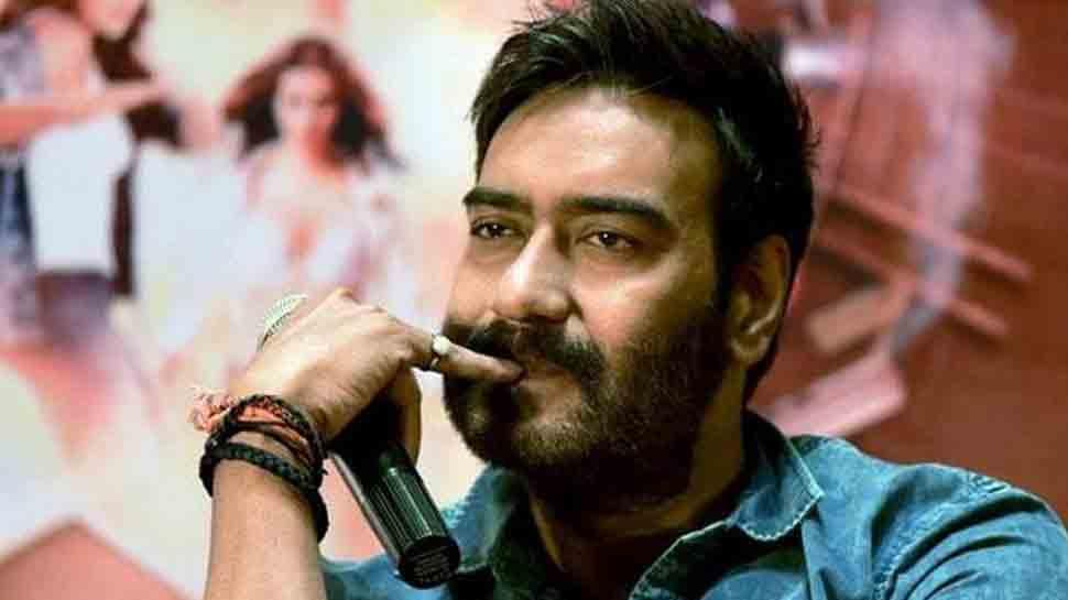 Ajay Devgn walks down memory lane as 'Singham' completes 8 years