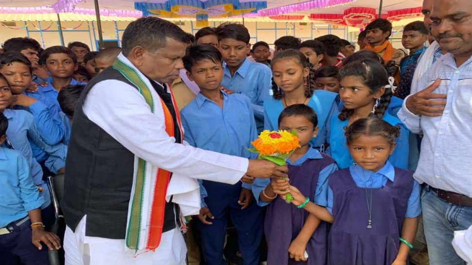 Books triumph bullets: School reopens after 13 years in Naxal-hit Sukma's Bheji