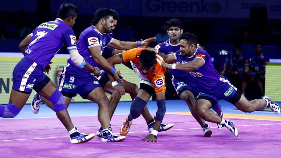 Pro Kabaddi League 2019: Haryana Steelers coach Rakesh Kumar lauds skipper Dharmaraj Cheralathan post Puneri Paltan win