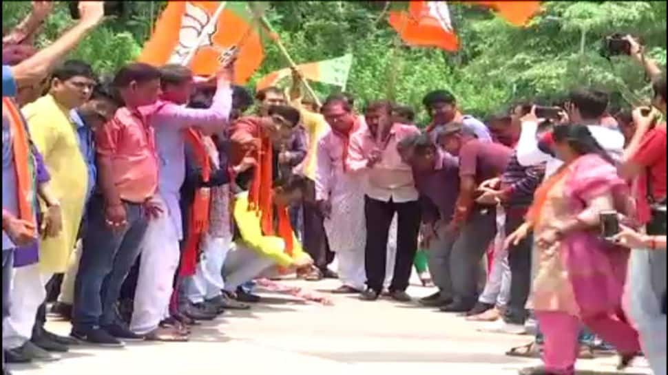BJP dominates, Congress falters in election to Junagadh Municipal Corporation