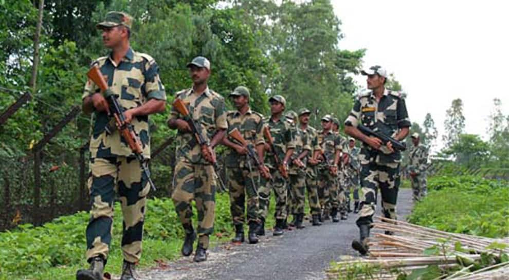 Over Rs 1,100 crore spent on fencing border with Bangladesh
