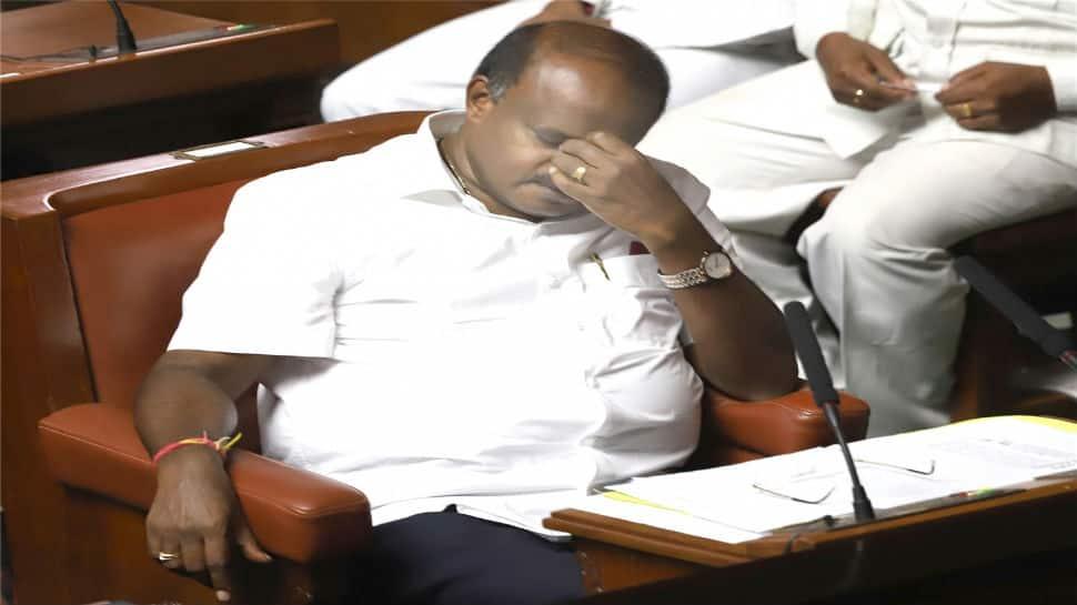 Greed won today: Rahul, Priyanka Gandhi target BJP after trust vote defeat in Karnataka