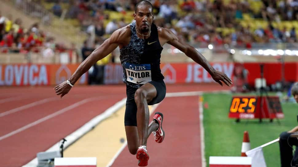 Athlete Christian Taylor to fly 5,000 miles to take one jump at US meet
